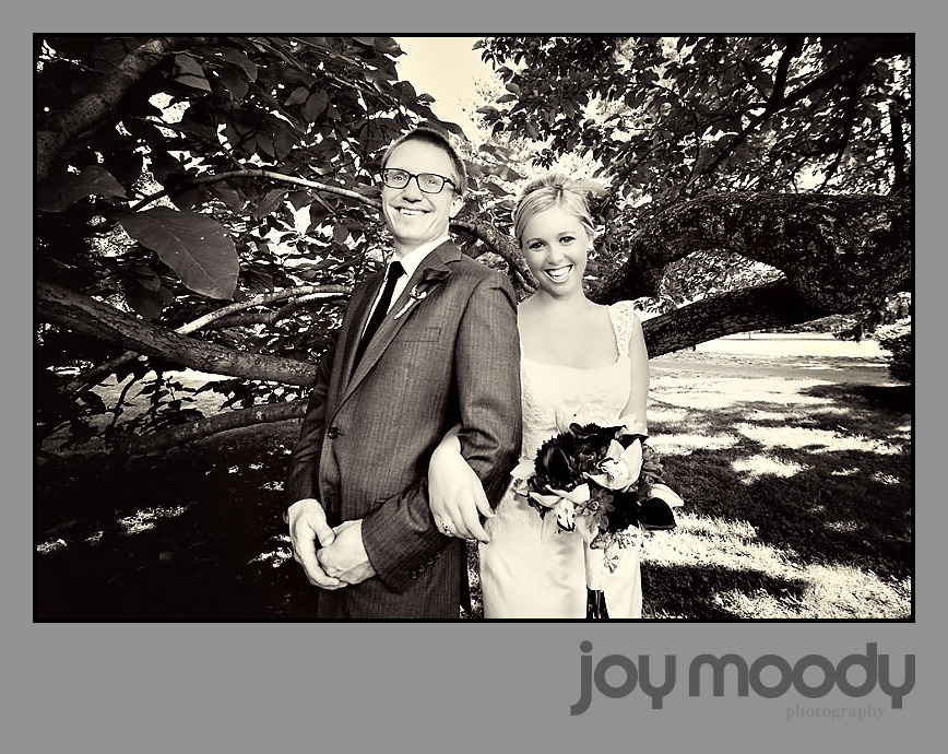 Joy Moody Glenfoerd Wedding