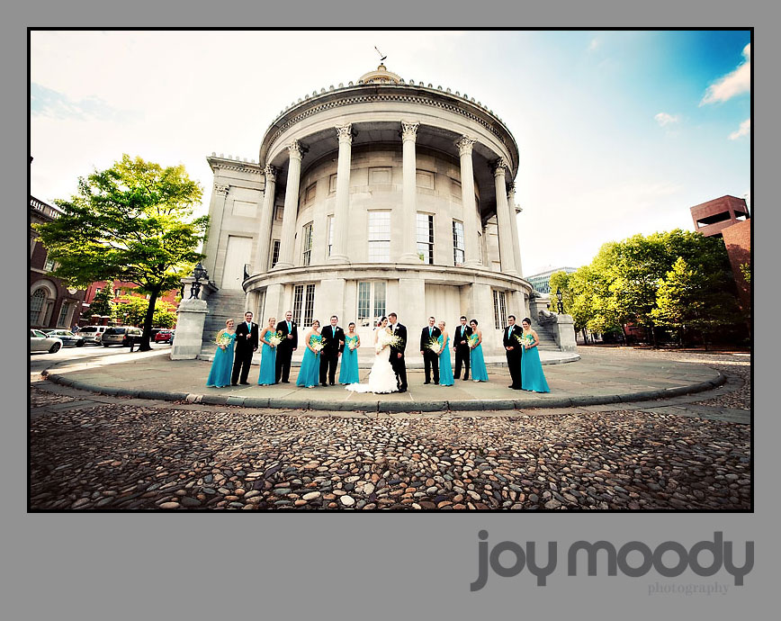 Joy Moody, Crystal Tea Room Wedding