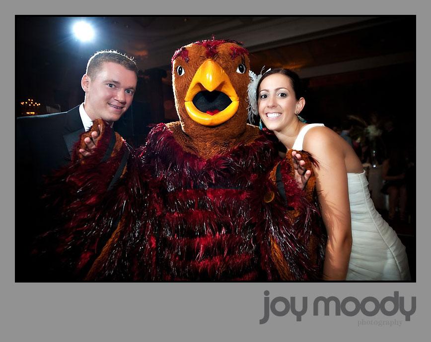 Joy Moody, Crystal Tea Room Wedding