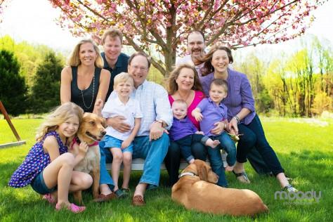 Moodybaby & Family Portraits