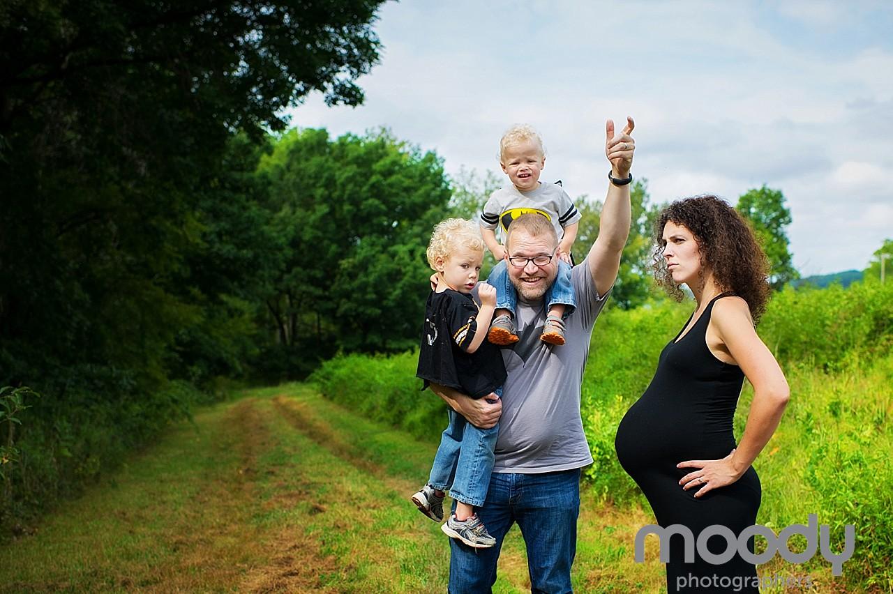Pregnancy Photographers Philadelphia, PA | Moody Photographers